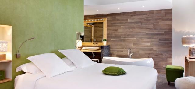 Junior suite en Alsace