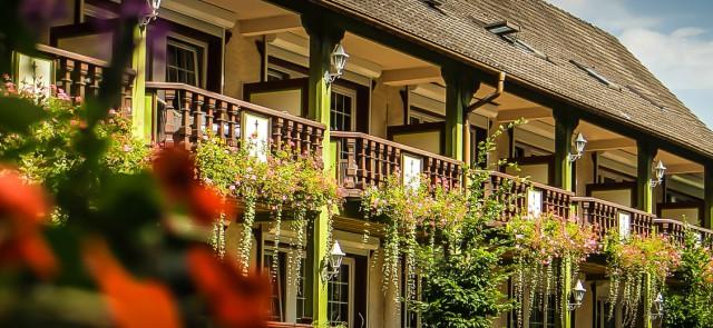 Hôtel Restaurant et Spa en Alsace | Relais & Château La Cheneaudiere