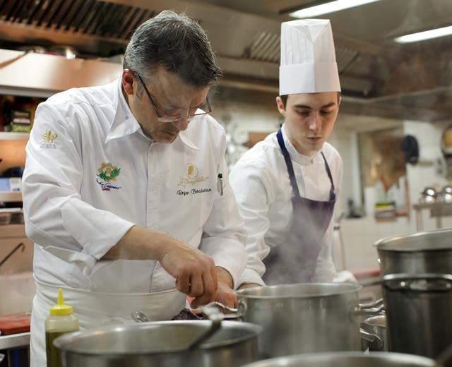 Hotel Restaurant Gastronomique Top Chef Alsace