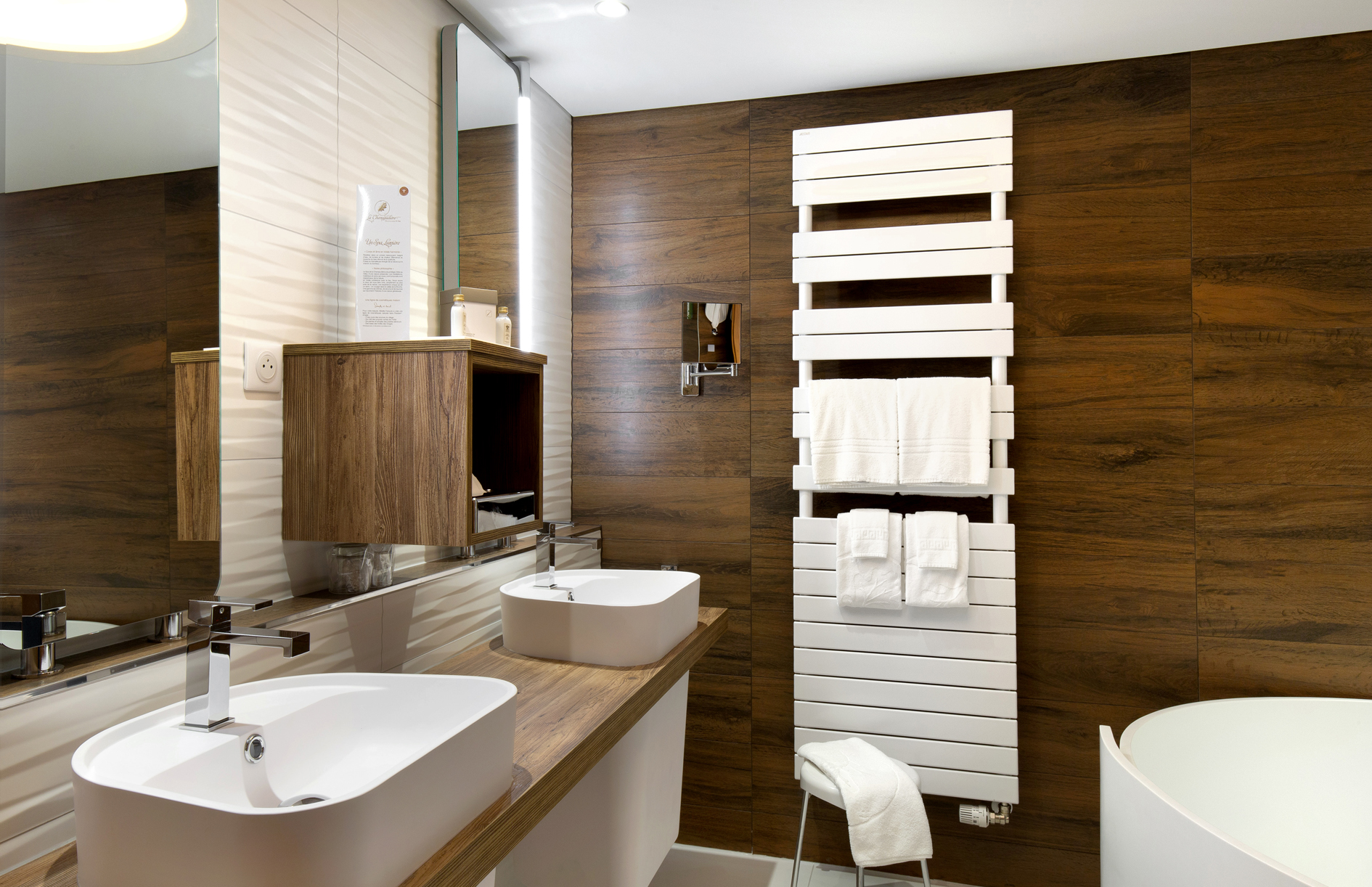 Les chambres de charme de l hotel spa la Cheneaudi¨re
