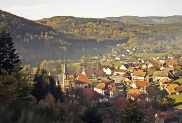 cheneaudiere-village
