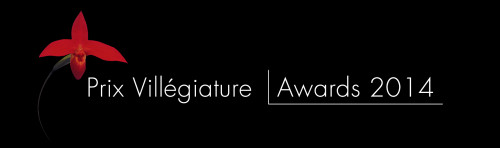 Prix Villegiature_Awards 2014