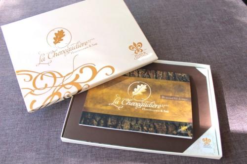 coffret-cadeau La Cheneaudière & Spa