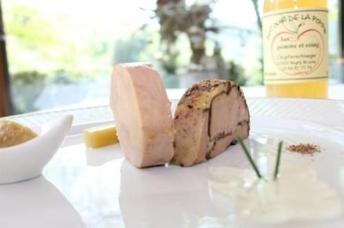 Foie gras La Cheneaudière & Spa