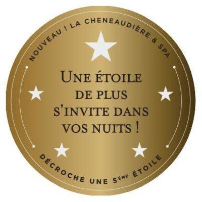 La Cheneaudière 5 étoiles en Alsace